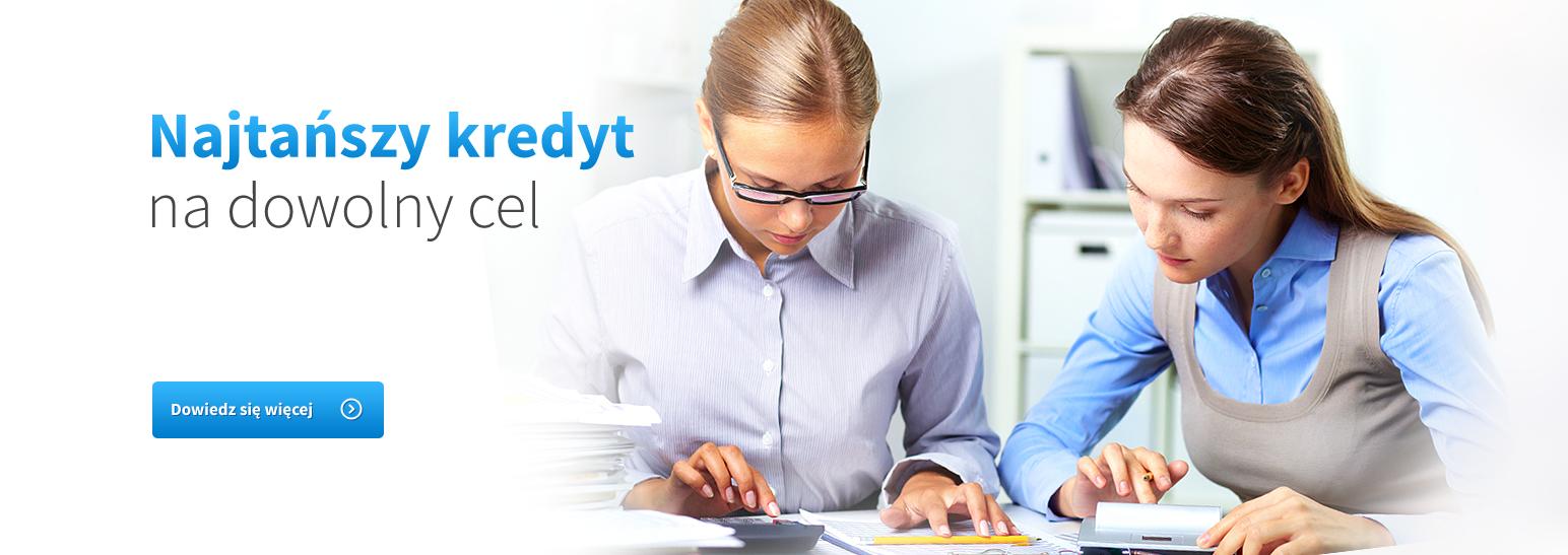 Wybierzemy dla Ciebie najkorzystniejszą dostępną ofertę kredytową.